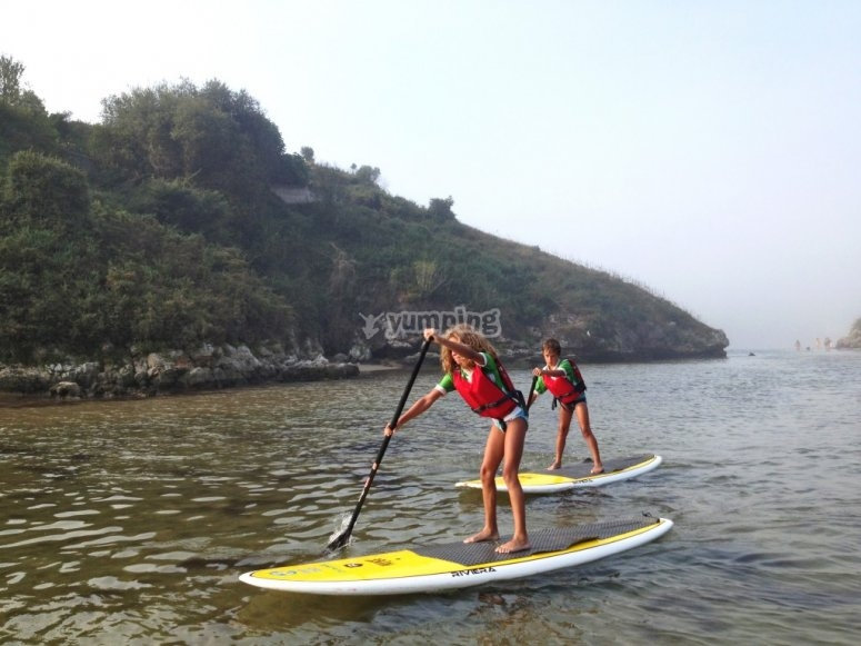 Hire Padde surf equipment