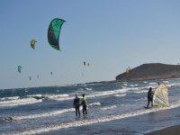 学习飞行风筝风筝接收指令