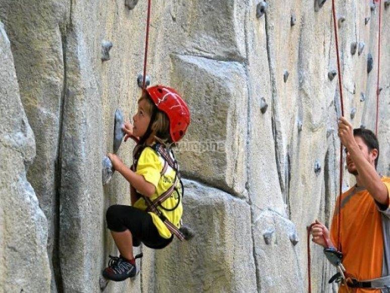 futuro escalador