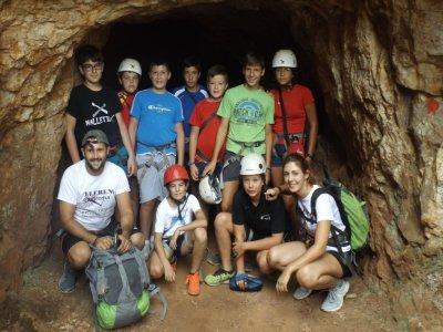 Campi di fine anno a Llerena per le scuole