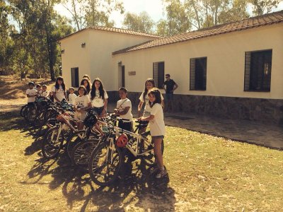 Excursión para escolares a Llerena 1 jornada