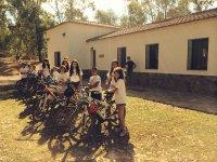 小学生前往Llerena游览1天