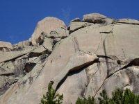 Escalada en roca en entorno de Burgos 3 horas