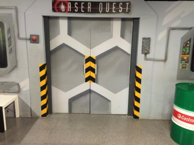 Laser Tag Game in Mataró