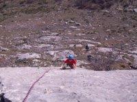 Valporquero速降登山运动获得logonaturocioturismoactivo开始