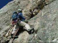 iniciate en la escalada