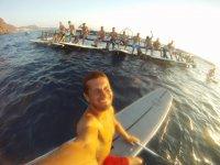 划桨冲浪班