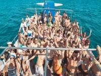 Feste sulla barca