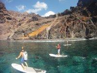 站立式划桨探险