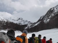 Excursion snow