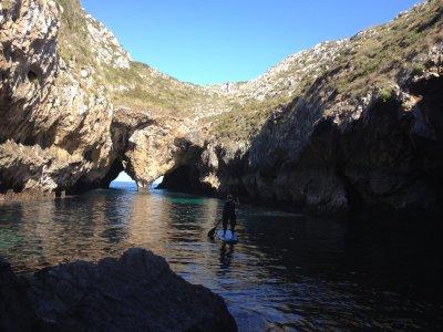 Clase de paddle surf en Llanes y ruta guiada 2h