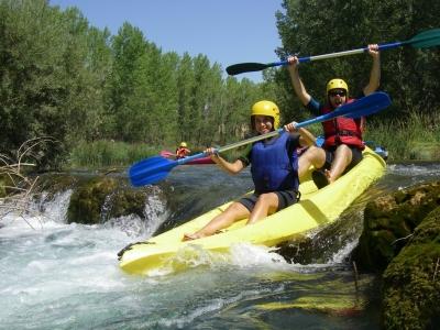 Multiaventura Buendía Kayaks