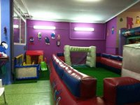 Your child will have fun at our facilities