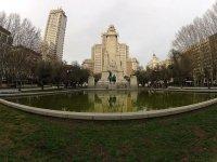 plazas madrid