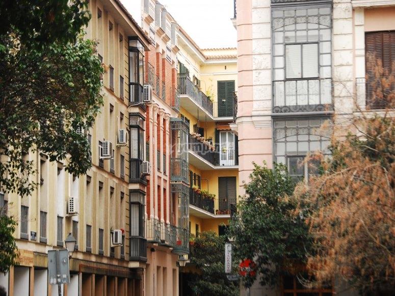 Calles madilenas