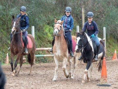 Club Hípica Collserola Clases de Equitación