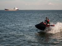 乘坐水上摩托艇游览PeñóndeIfach