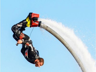 Flyboard session in Moraira 40 minutes