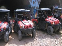 Our buggies in Moraira