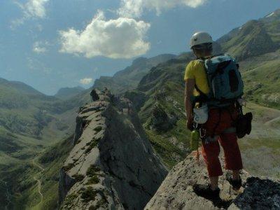Pirineo Aventura Escalada