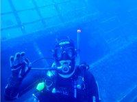 All ok underwater