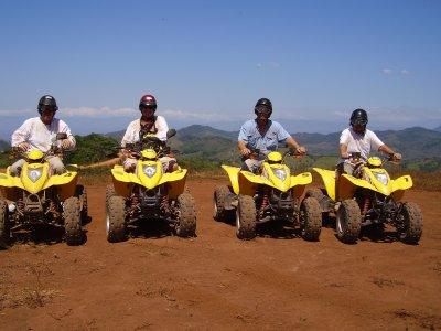 Excursión en quad al Valle de Jalón 2h 30min