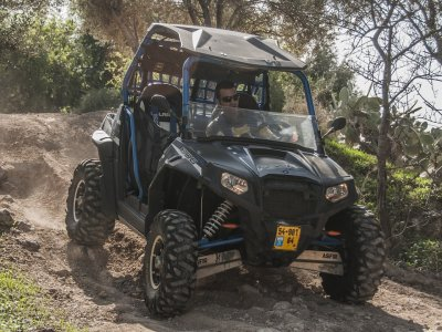Drive a Buggy in Alicante + BBQ +