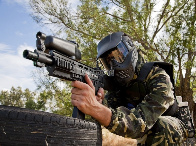 The best paintball pieces of equipment