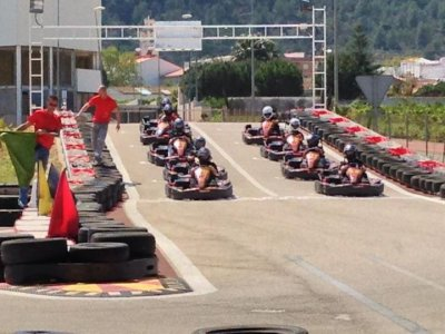 Xeresa Circuit Team Building