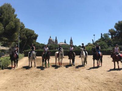 Hípica La Foixarda Clases de Equitación