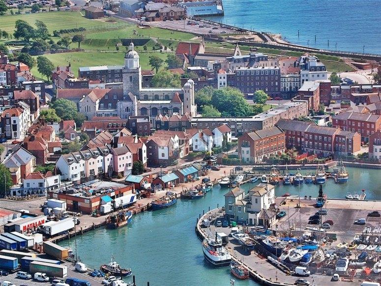 Excursión a Portsmouth