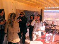 Conca de Barbera wine tasting