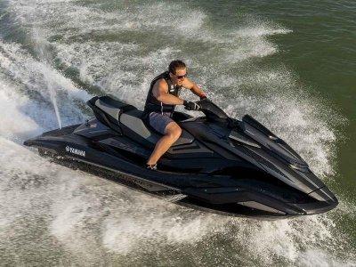 Conducir una moto de agua Cala D'Albarca 1h 30 min