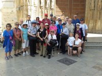 Guided tours in groups