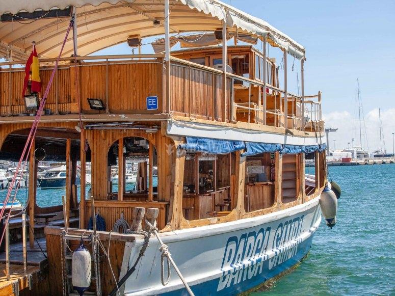 租船和乘船游览马洛卡