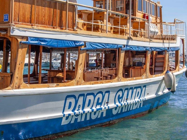 独家乘船游览马洛卡