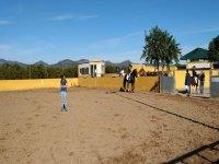 Nuestras instalaciones ecuestres en Catarroja