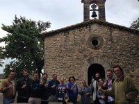 Enoturismo en Viladellops y visita a ermita
