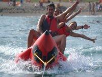 Sesión en Banana Boat en la Costa del Sol 20 min