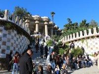 Park Güell de Gaudí