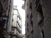 Streets of the Gothic Quarter