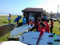Surf camp Playa La Espasa minorenni