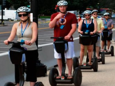 Deluxe Free Tours Segway