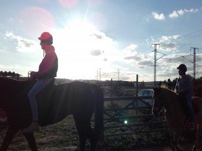 A Cavall pel Montseny