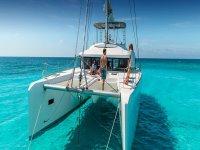 rental of catamaran Costa brava