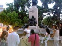 Recorriendo los monumentos de Valencia