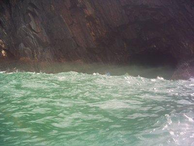 Ruta en kayak alrededor de Estaca de Bares 4 horas