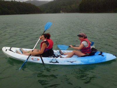 Ruta en canoa de O Barqueiro a Bares 2h 30min
