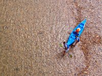 Discesa del Sella in kayak 14 chilometri