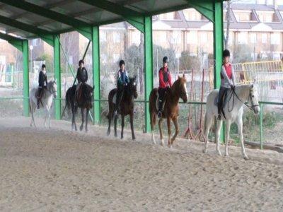 Club Hípico Las Rozas Clases de equitación